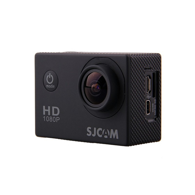 Камера SJCAM SJ4000 Full HD Action (цвет черный).