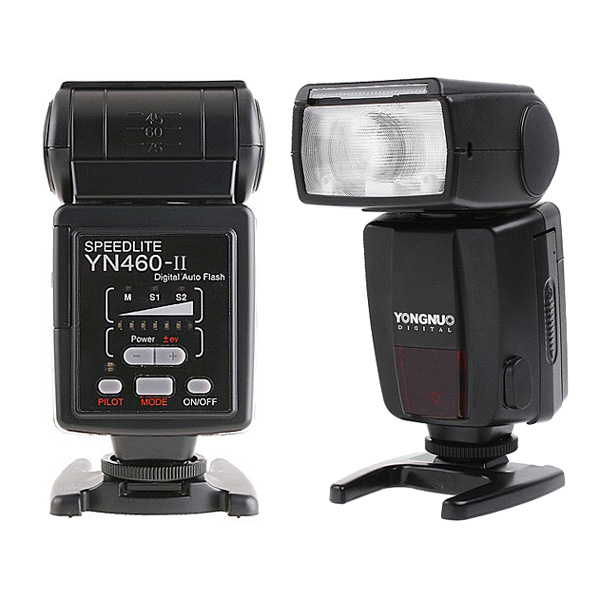 Вспышка Yongnuo speedlite YN-460 mark II
