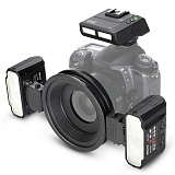 Макровспышка Meike MK-MT24 Macro Twin Flash TTL для Sony