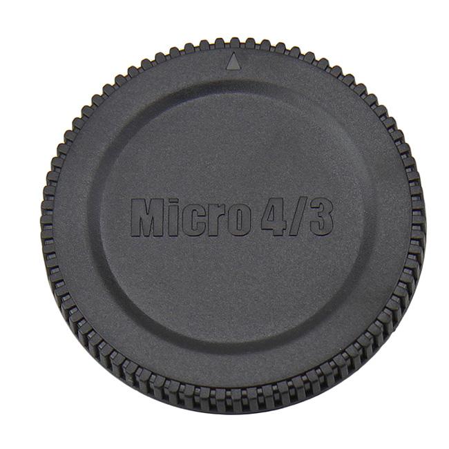 Крышка для объектива задней части объектива и крышка на байонет камер Micro 4/3