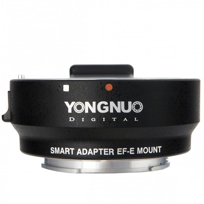 Переходное кольцо YONGNUO EF-E mount Canon - Sony E