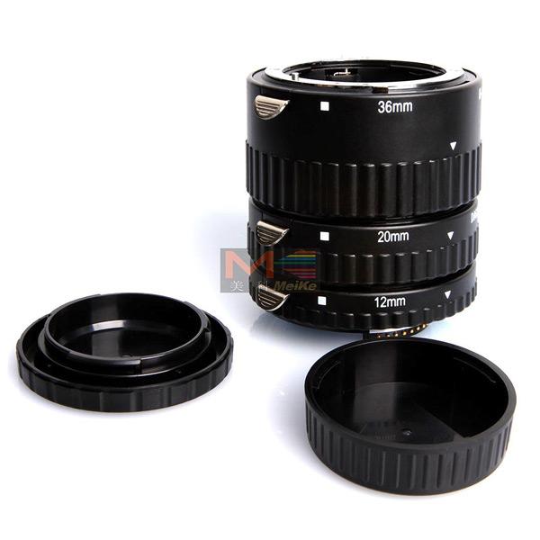 Автоматические макрокольца Meike для Nikon