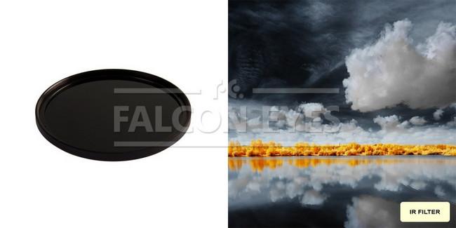 Инфракрасный фильтр для объектива IR 850 49 mm