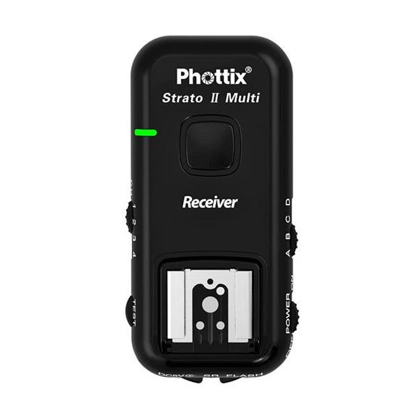 Дополнительный приемник для радиосинхронизатора Phottix Strato II для Canon