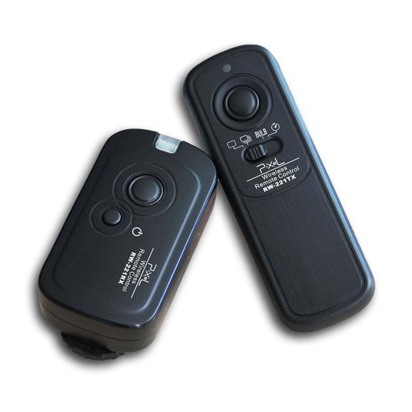 Pixel Oppilas RW-221 радио-пульт дистанционного управления для Pentax / Samsung