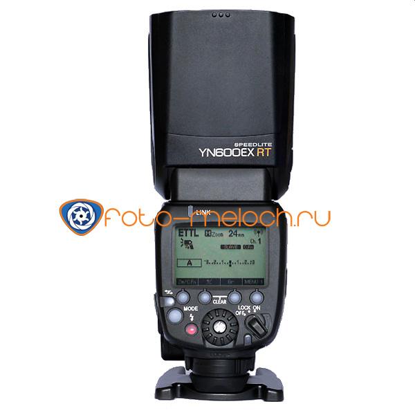 Вспышка Yongnuo Speedlite YN600EX-RT для Canon