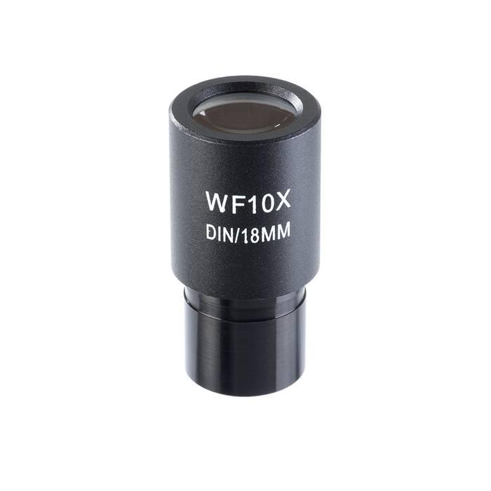 Окуляр для микроскопа 10x/18 со шкалой (D 23.2 мм)
