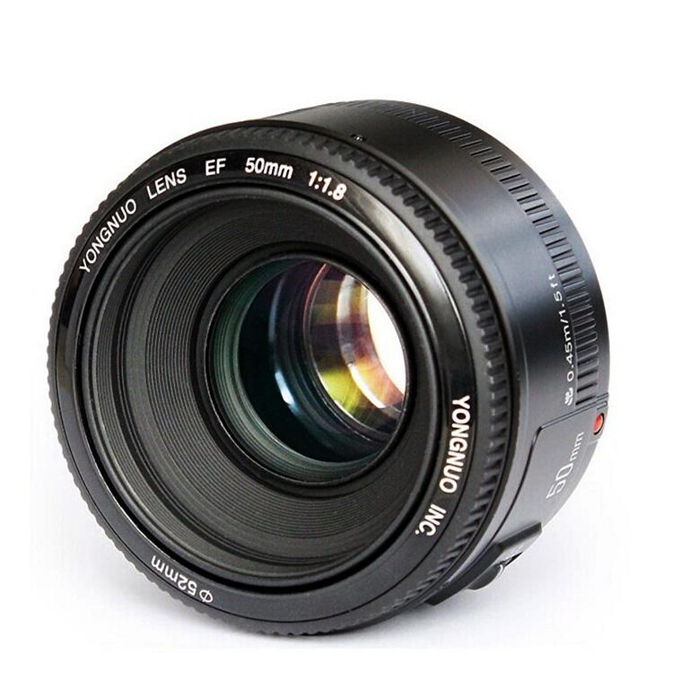 Объектив YongNuo AF 50mm f/1.8 Canon EF