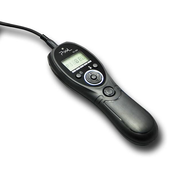 Pixel TC-252 пульт дистанционного управления с таймером – программатором для Nikon