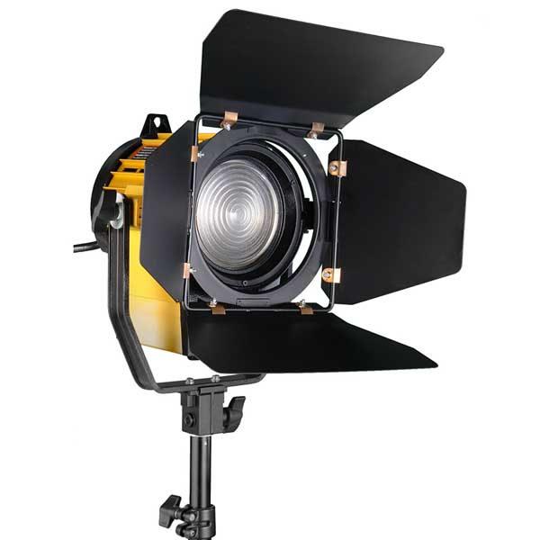 Студийный светодиодный осветитель GreenBean Fresnel 100 LED