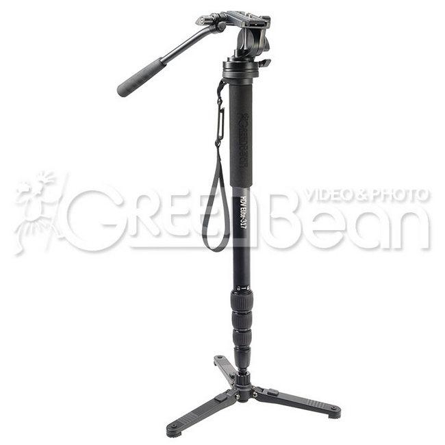 Монопод для фото видео-съемки GreenBean HDV Elite 317