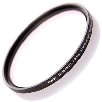Фильтр ультрафиолетовый Phottix Ultra Slim 1 mm UV 55 mm