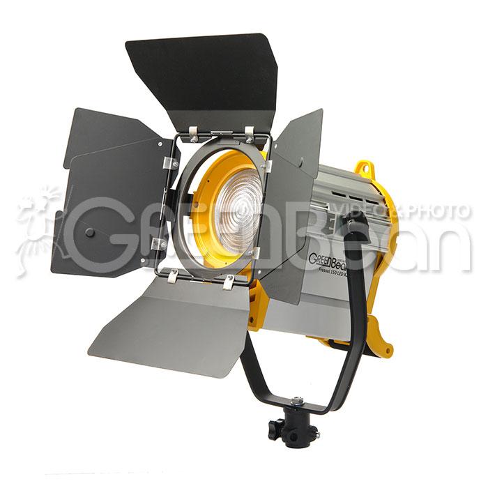 Осветитель светодиодный GreenBean Fresnel 150 LED X2