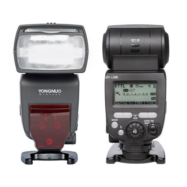Вспышка Yongnuo Speedlite YN685 для Canon