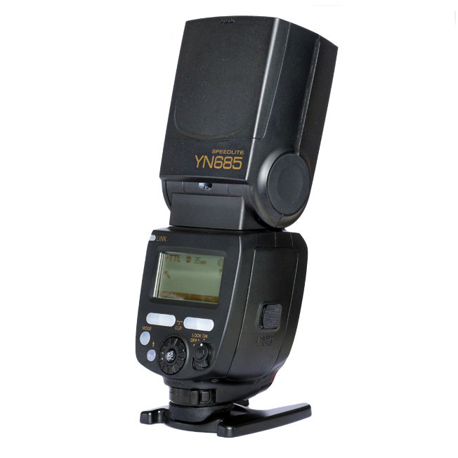 Вспышка Yongnuo Speedlite YN685 для Nikon