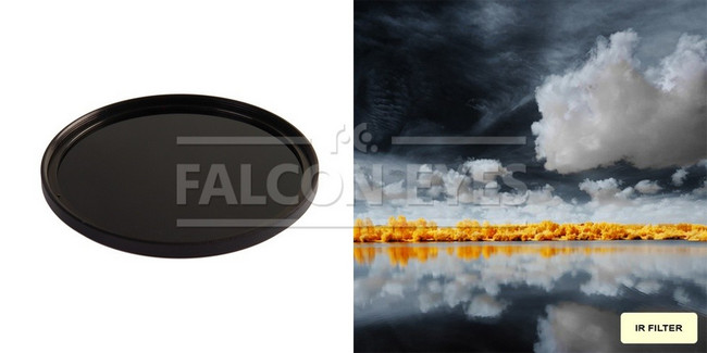 Инфракрасный фильтр для объектива IR 850 62 mm