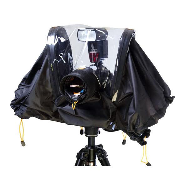 Дождевой чехол E-705 на фотокамеру и вспышку