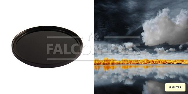 Инфракрасный фильтр для объектива IR 850 58 mm