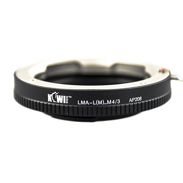 Переходное кольцо Kiwifotos объектив Leica M на камеры системы Micro 4/3