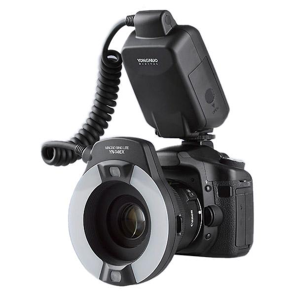 Макровспышка Yongnuo YN-14EX для Canon