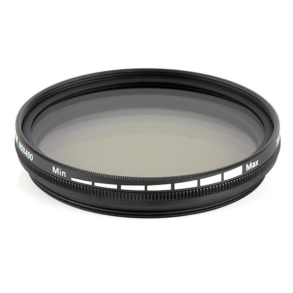 Нейтрально-серый светофильтр Pixel NDX400 82 мм