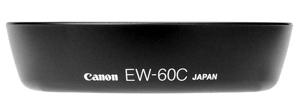 Бленда Canon EW-60C, EF-S 18-55II 3.5-5.6